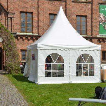 12. Lunds Universitet: Topptält uthyres för alla event.