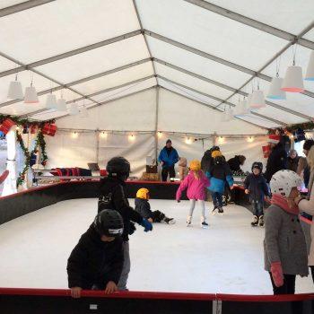 20. Öveds Kloster: Uthyrning av tält för julmarknad.