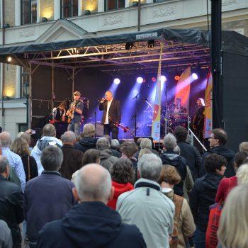 21. Nils Landgren: Komplett scen uthyres för konserter m.m.