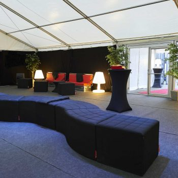 30. Privat: Partytält, sittkuber, sittgrupper, belysning och växter att hyra.