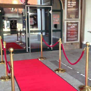 46. Filmstaden: VIP-entré att hyra för eleganta event.