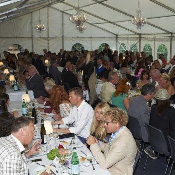 5. Privat: Uthyrning av partytält, bord, stolar, belysning m.m.